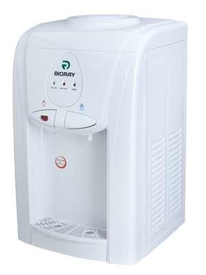 Кулер для воды BIORAY WD 5401E белый настольный