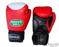 Боксерские перчатки hamed, 10 OZ Green Hill