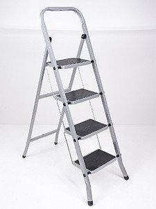Лестница-стремянка, 4 ступени, стальная