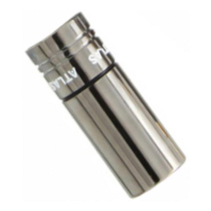 Аксессуары для акустического кабеля Atlas Plug Transpose black [silver core]