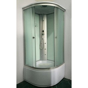 Душевая кабина Niagara 97,5х97,5х225 см (NG-2309-14G)