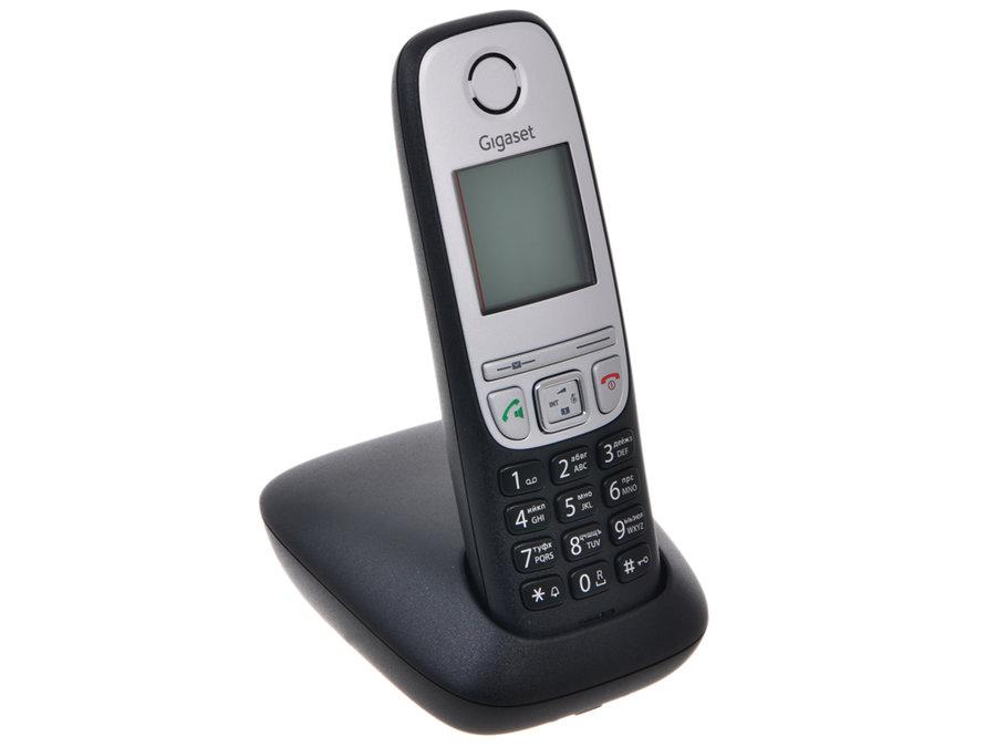 Телефон Gigaset A415 black
