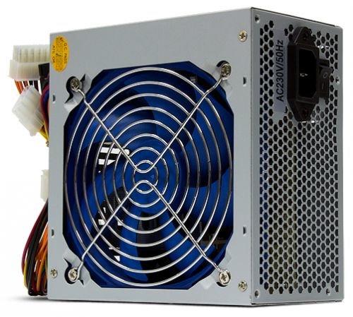 Блок питания ATX Crown CM-PS450W Smart CM000000636 450W (120mm FAN, SATA*2, Molex*4, FDD*1, 4+4pin)