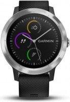 Смарт-часы Garmin Vivoactive 3 (серебристый)