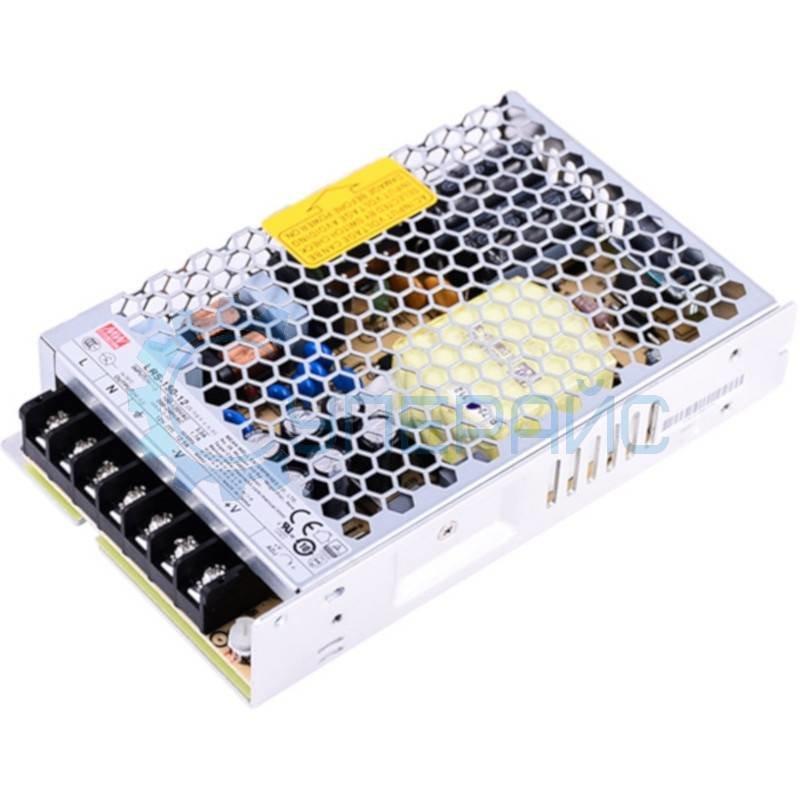 Блок питания Mean Well LRS-150-12