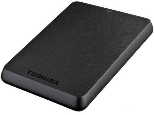 Внешний жесткий диск 2.5'' Toshiba HDTB305EK3AA CANVIO BASICS 500GB USB 3.0 черный