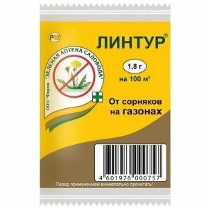 Гербицид Линтур, ВДГ