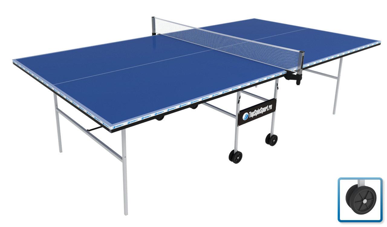 Теннисный стол Муромец+ (усиленный) для офиса