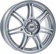 Диски Nitro Y4601 5,5x14 5x100 D57.1 ET35 цвет S (серебро) - фото 1