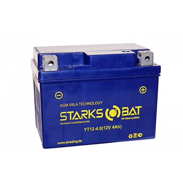 Аккумулятор Starksbat Yt 12-4.0