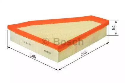 Воздушный фильтр Bosch F026400350