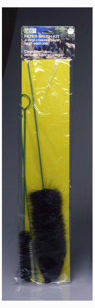 Щетки-ершики для аквариума для очистки трубок, 3 шт