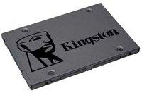 Накопитель SSD 2.5'' Kingston SA400S37/240G SSDNow A400 240GB TLC SATA 6Gbit/s 350/500MB/s MTBF 1M 80TBW RTL