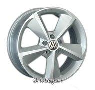 Диск Replica VW140 7x16/5x112 D57.1 ET45 Silver - фото 1