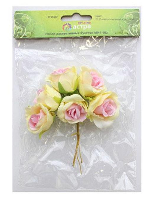 Цветы для украшения Астра F223