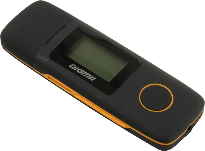 MP3 плеер Digma U3