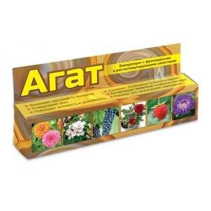 «Агат» — биопрепарат с фунгицидными и ростостимулирующими свойствами
