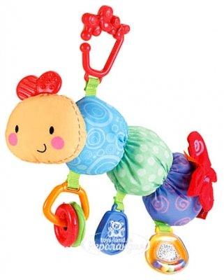 Подвесная игрушка Fisher-Price Гусеница