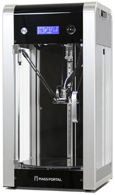 3D принтер Mass Portal Grand Pharaoh XD 40