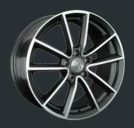 Диски Replay Replica Audi A41 8x18 5x112 ET39 ЦО66.6 цвет MBF - фото 1