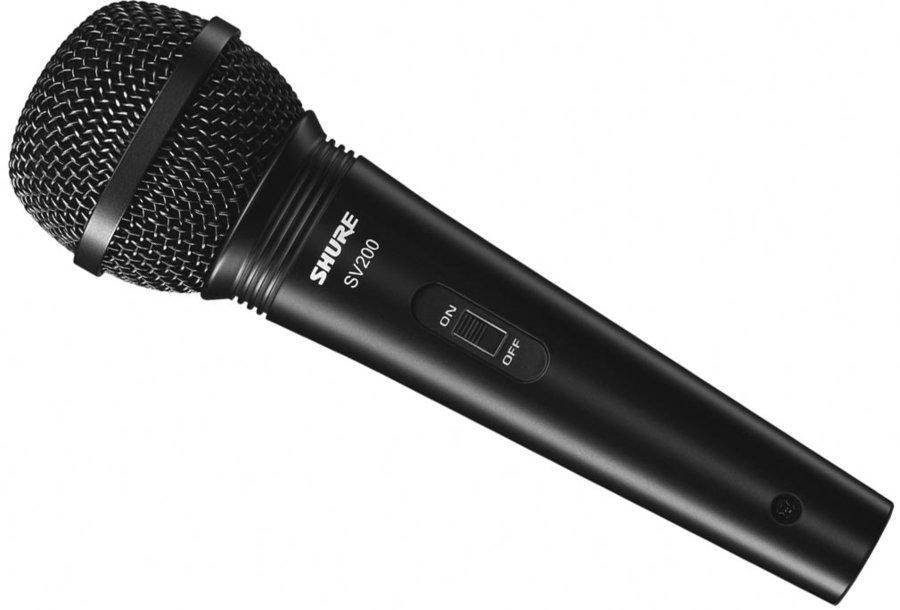 купить микрофон для пения