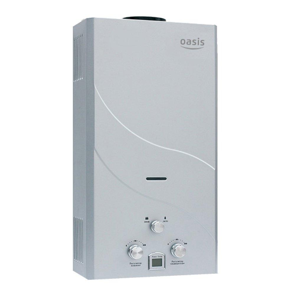 Водонагреватель газовый проточный Oasis OR-20S