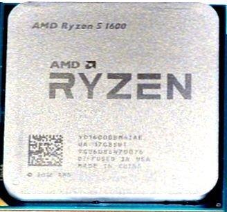 Процессор AMD Ryzen 5 1600 OEM (YD1600BBM6IAE)