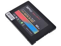 """Твердотельный накопитель SSD 2.5"""" 60 Gb Silicon Power SATA III S55 (R556/W465MB/s) (SP060GBSS3S55S25)"""