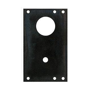 Фурнитура Fuaro (Фуаро) Пластина защитная для замков цилиндровых (тип-размер CISA 56.535)