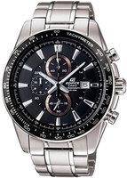 Японские наручные часы Casio Edifice EF-547D-1A1 с хронографом