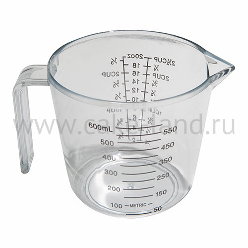 Мерный стакан 600 мл