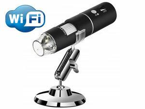Беспроводной цифровой Wi-Fi микроскоп CSW02-1000X 2МПикс HD 1000Х