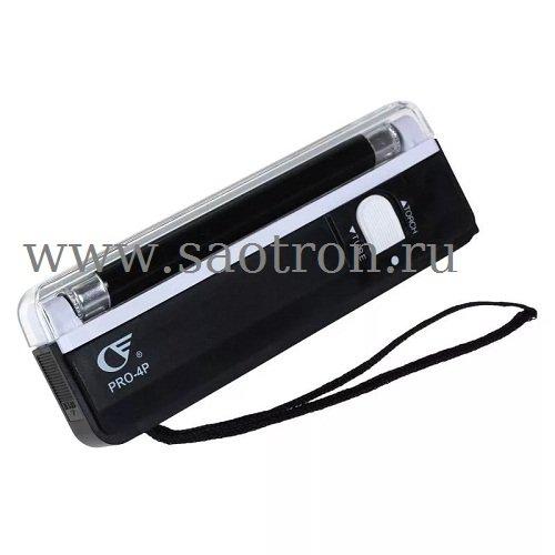 детектор банкнот pro / PRO 4P / детектор банкнот pro 4p