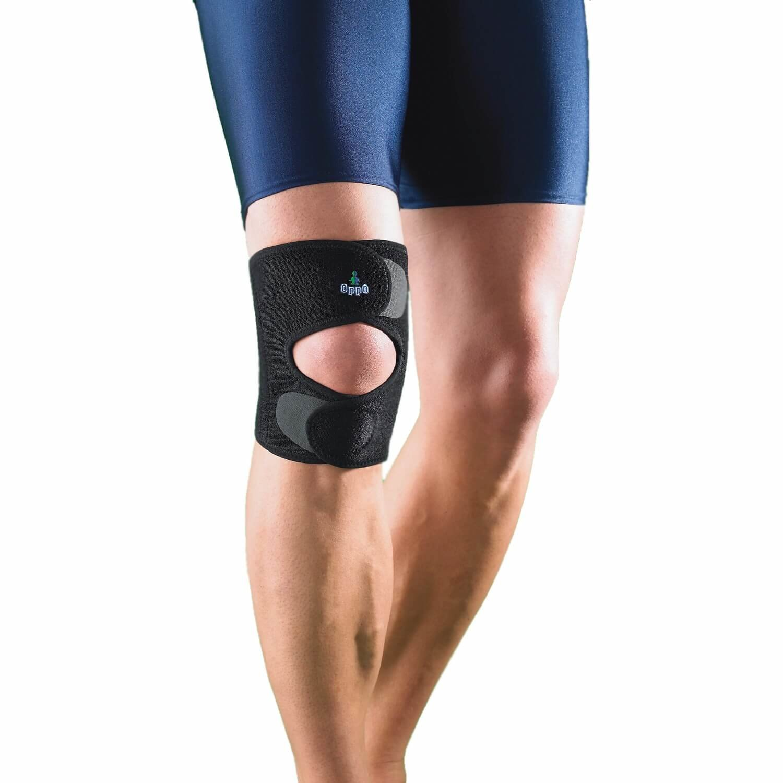 Бандаж на коленный сустав oppo 2029 пяточно кубовидный сустав тип движения