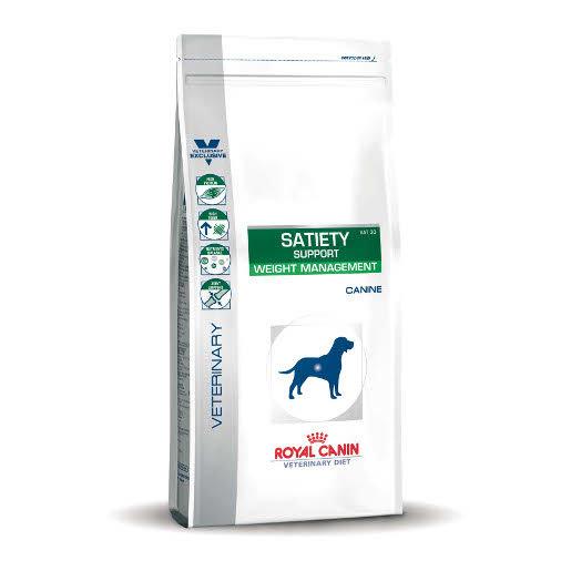 Royal Canin Satiety Weight Managment Сухой лечебный корм для собак для контроля избыточного веса, 1,5 кг