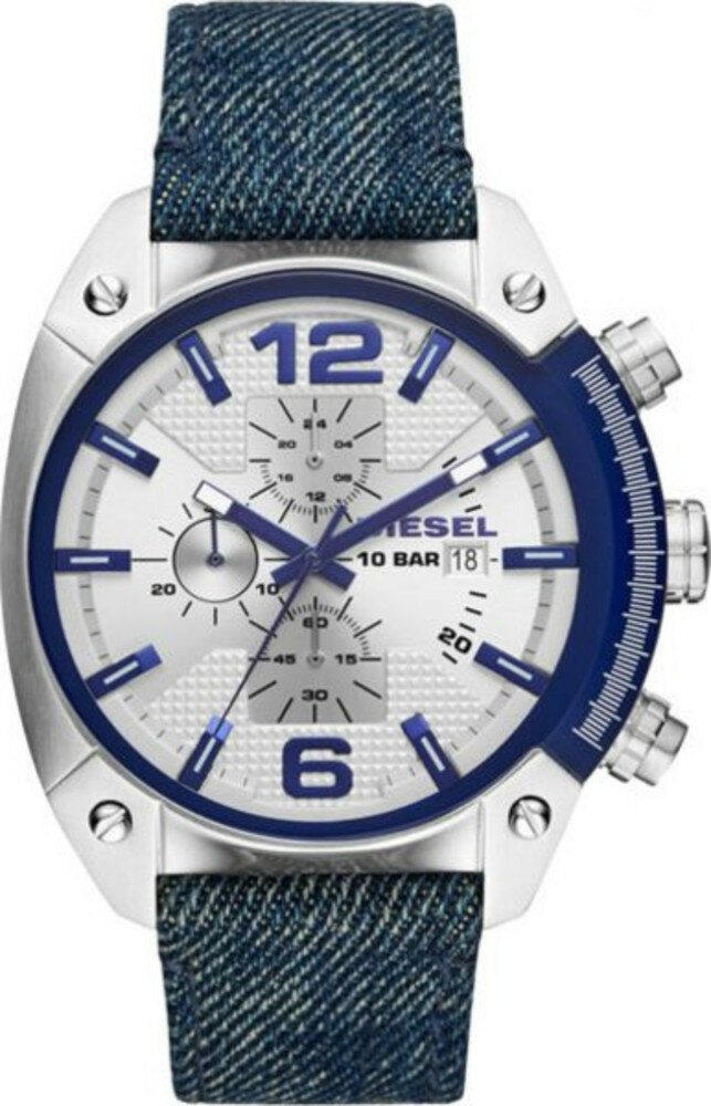 Наручные часы Diesel Overflow DZ4480 с хронографом