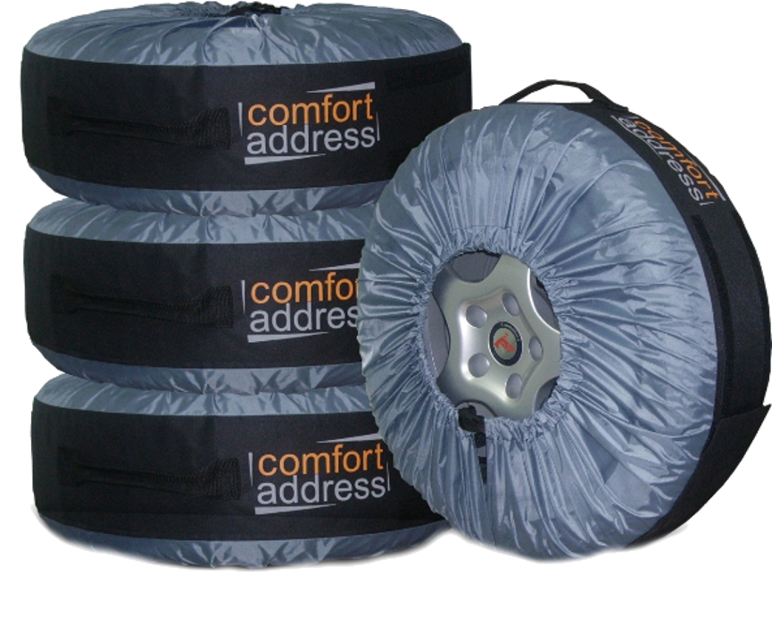 COMFORT ADDRESS Чехлы для хранения колес 4 шт (BAG-016 R13-R20)