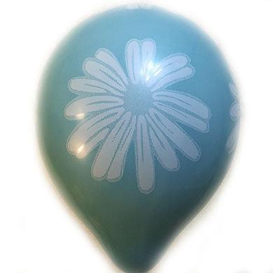 Ромашка. Латексные воздушные шарики