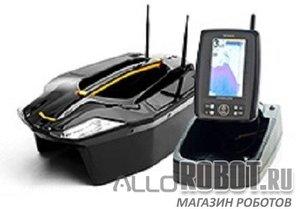 Комплект Carpboat Toslon Xboat 730 и Fish finder TF500