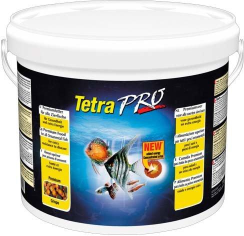 """Корм для рыб """"Tetra Pro Energy Crisps"""" для дополнительной энергии (чипсы), 10 л"""
