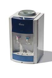 Кулер для воды настольный BioFamily WBF-1000S голубой металлик