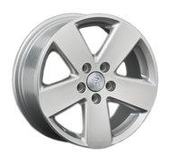 Колесные диски Replica Volkswagen VW18 7,5х17 5/112 ET51 57,1 silver - фото 1