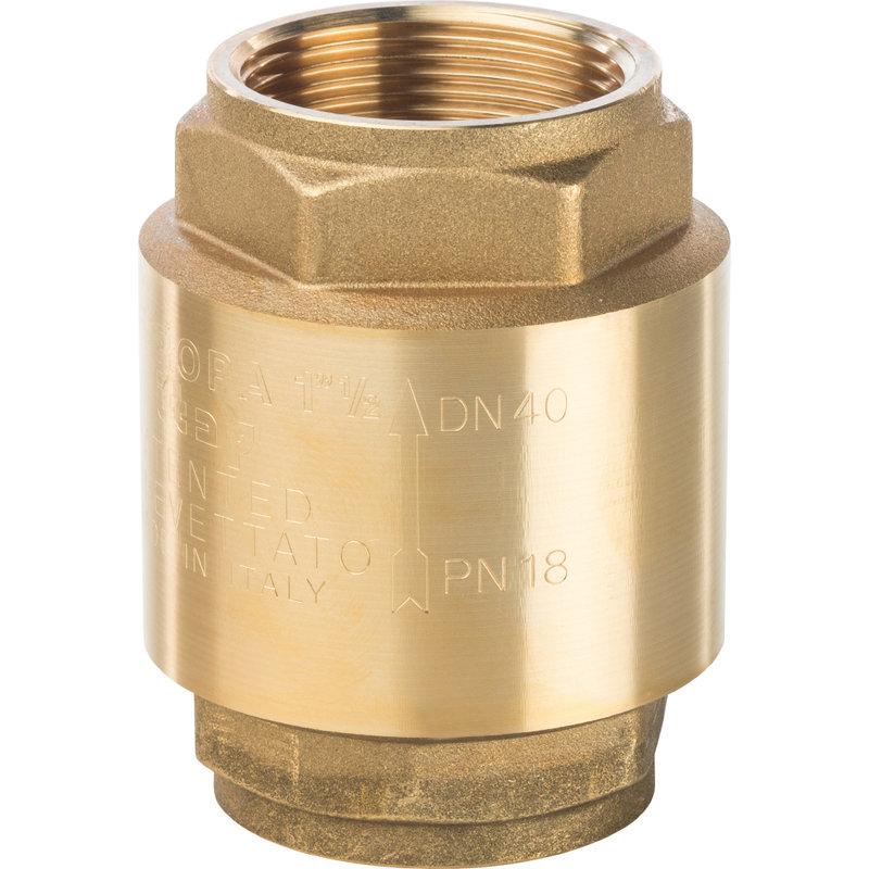 Клапан обратный КУ-400х8,0-Н1С