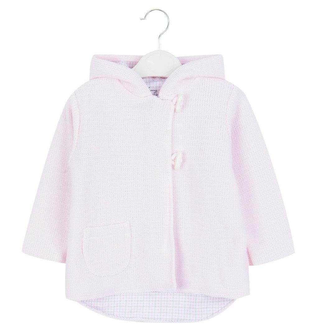 Кардиган Карапузик цвет: розовый, для малышей, размер 74