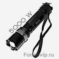 POLICE 5000W (K98) Светодиодный мощный аккумуляторный фонарь