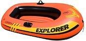 Надувная лодка Intex Explorer-100, 147х84х36 см, арт. 58329, Интекс