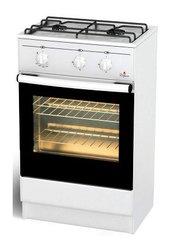 Кухонная плита Darina 1 AS GM521 001 W - фото 1