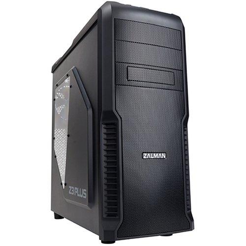 Корпус для компьютера Zalman Z3 Plus Black