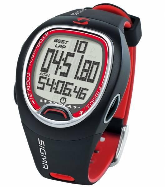 Спортивные часы Sigma SC 6.12