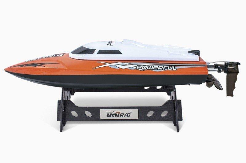 Радиоуправляемый катер UdiRC Venom UDI001 RTR (оранжевый) - UDI001O